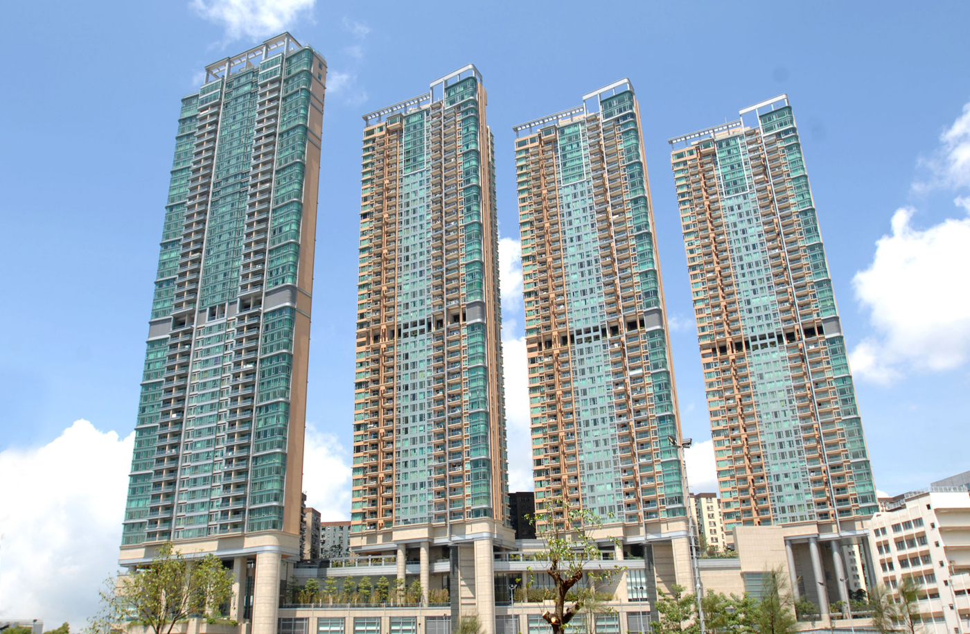 Manhattan-Hill-Condo-Towers-Hong-Kong-courtesy-of-Sun-Hung-Kai-Properties