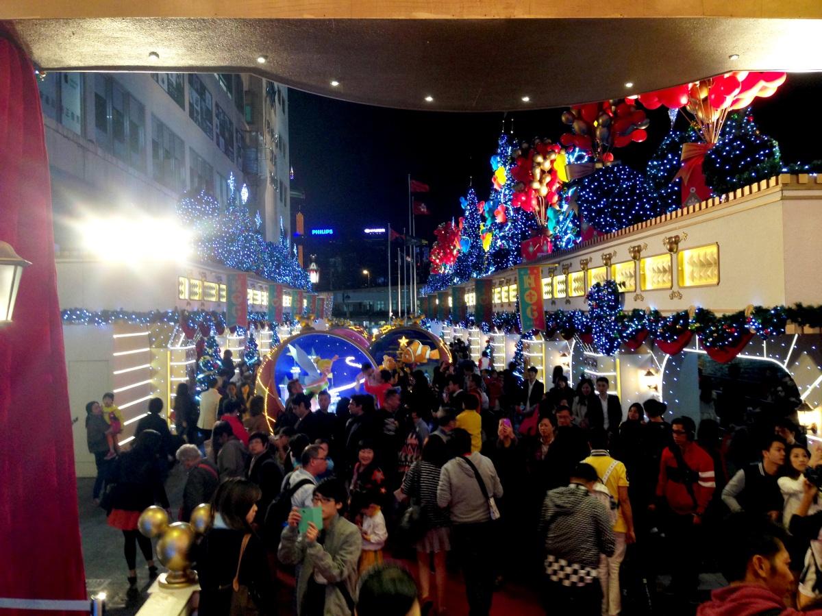 10 rzeczy, których jeszcze nie wiedziałeś o Świętach  Święta bez śniegu, czyli czas bożonarodzeniowy w Hongkongu cz. 2